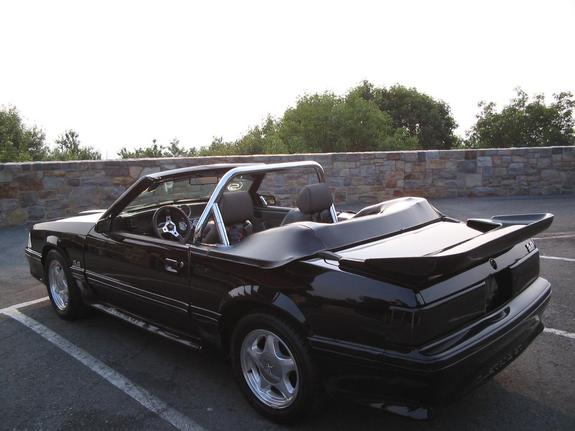 dls322 1988 Ford Mustang 4369553