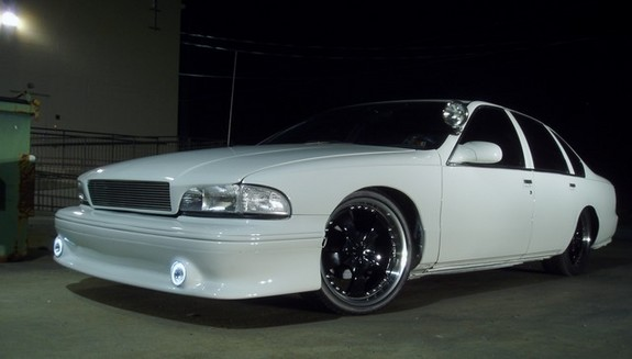 Another SuperCopSS 1996 Chevrolet Caprice post... - 4369637