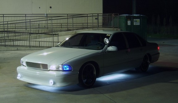 Another SuperCopSS 1996 Chevrolet Caprice post... - 4369641