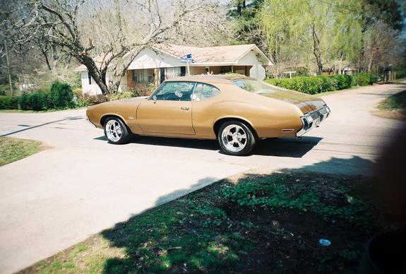Another jerometoy 1972 Oldsmobile Cutlass post... - 4379913