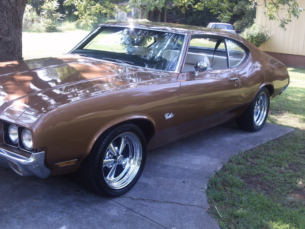 Another jerometoy 1972 Oldsmobile Cutlass post... - 4379923