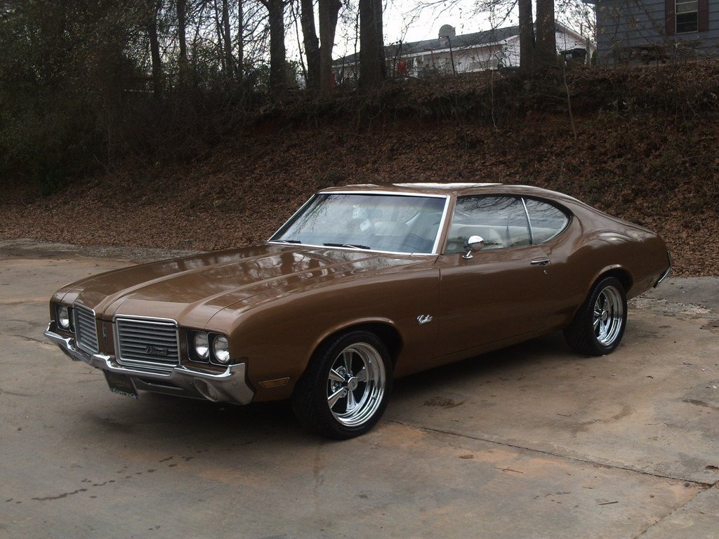 Another jerometoy 1972 Oldsmobile Cutlass post... - 4379926
