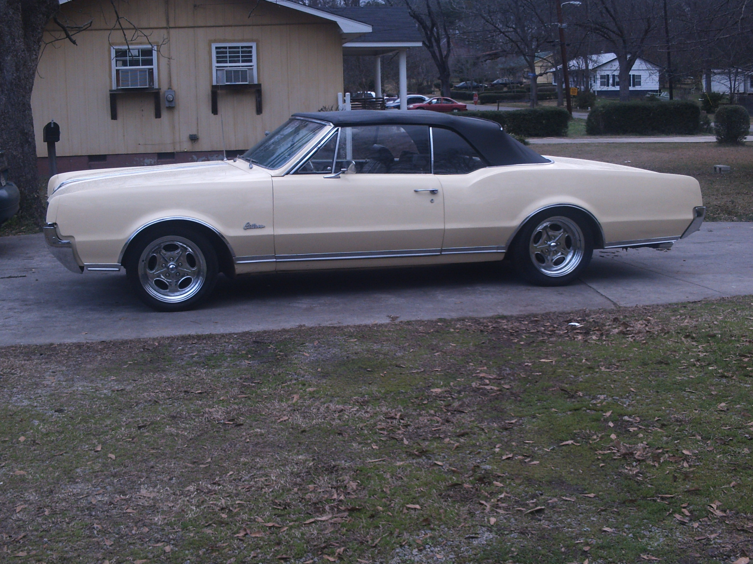 Another jerometoy 1972 Oldsmobile Cutlass post... - 4379927