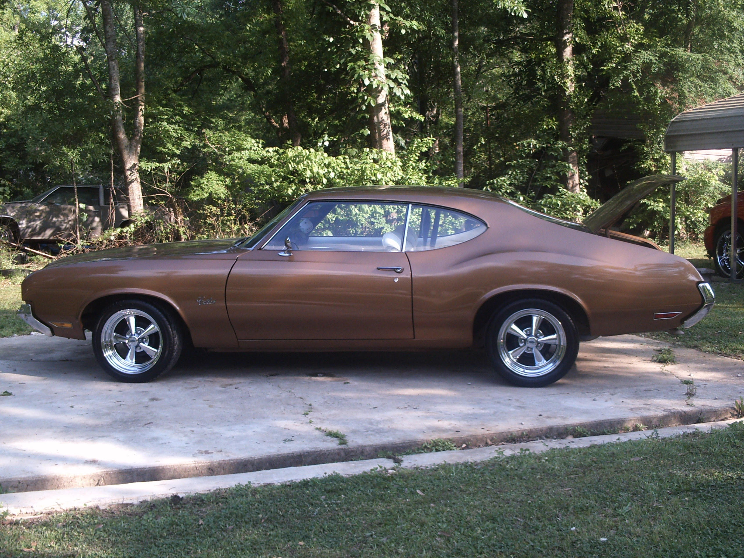 Another jerometoy 1972 Oldsmobile Cutlass post... - 4379929