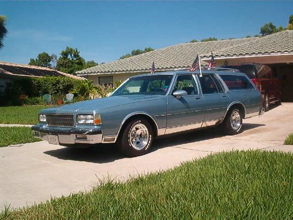 Another BigBadGeorge 1989 Chevrolet Caprice post... - 4383456