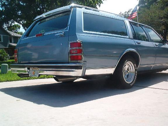 Another BigBadGeorge 1989 Chevrolet Caprice post... - 4383458