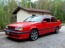billr99s 1996 Volvo 850