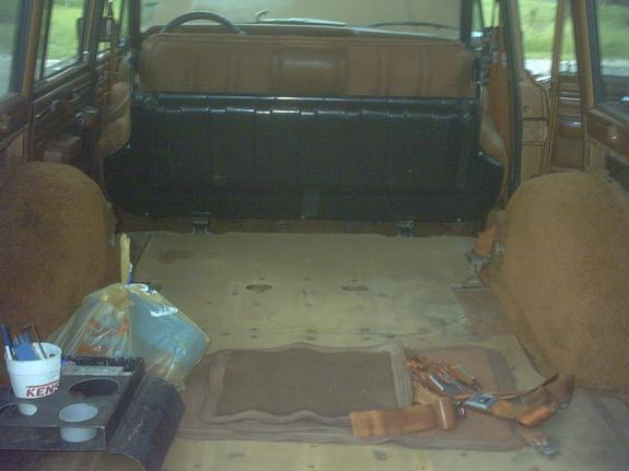 Another ilovemyjeep 1984 Jeep Grand Wagoneer post... - 4389762