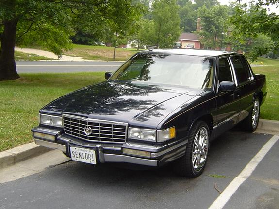 Another ccfinest24 1991 Cadillac DeVille post... - 4391020