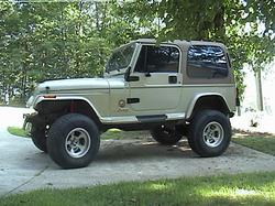 jeep92saharas 1992 Jeep Wrangler