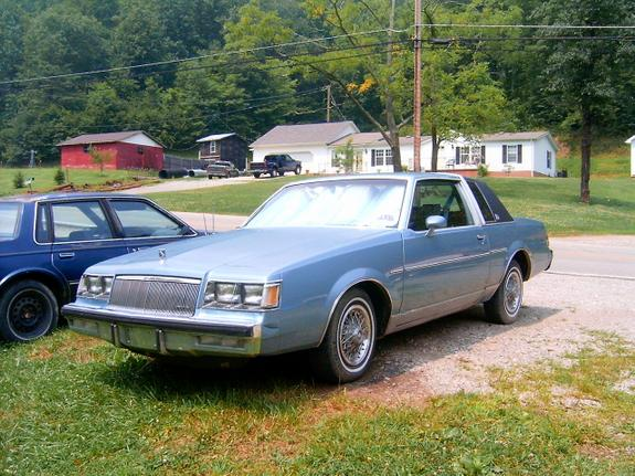 1986 Buick Regal >> PS2_INFORMANT 1986 Buick Regal Specs, Photos, Modification ...