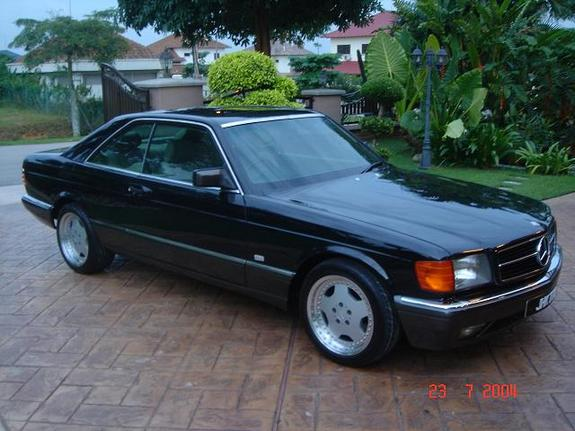 Another lumghin1 1983 Mercedes-Benz S-Class post... - 4394332