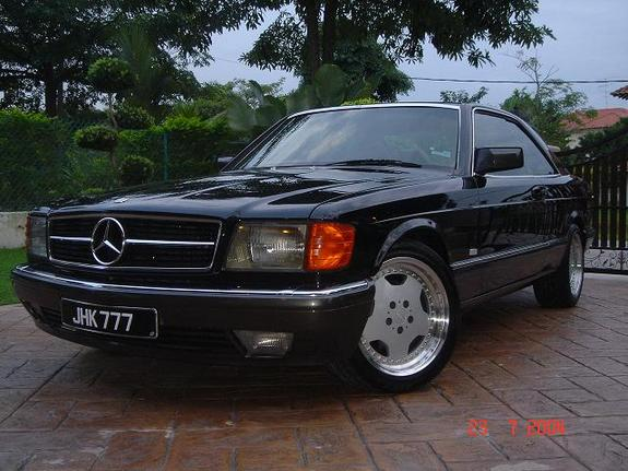 Another lumghin1 1983 Mercedes-Benz S-Class post... - 4394333
