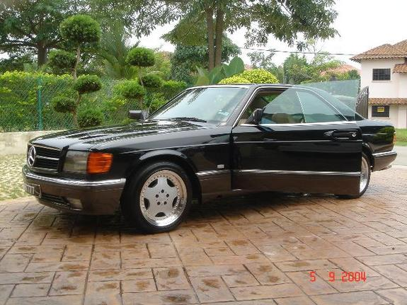 Another lumghin1 1983 Mercedes-Benz S-Class post... - 4394340
