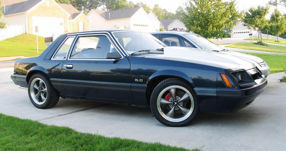 Midniteoctane 1985 Ford Mustang Specs Photos