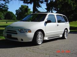 DannyQuest 2001 Nissan Quest