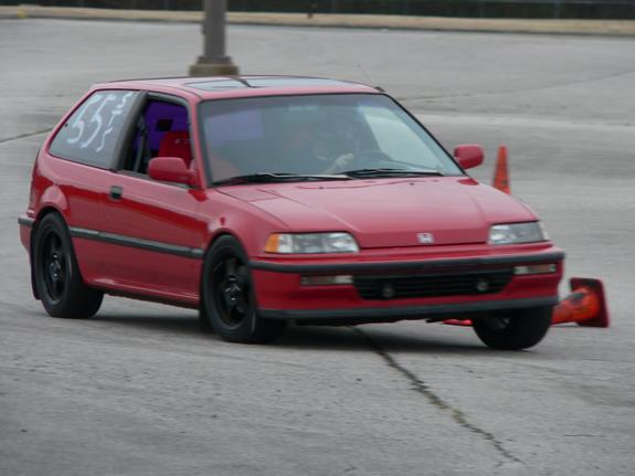 ewaugh 1991 Honda Civic