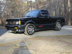 Hiwinds 1991 GMC Syclone
