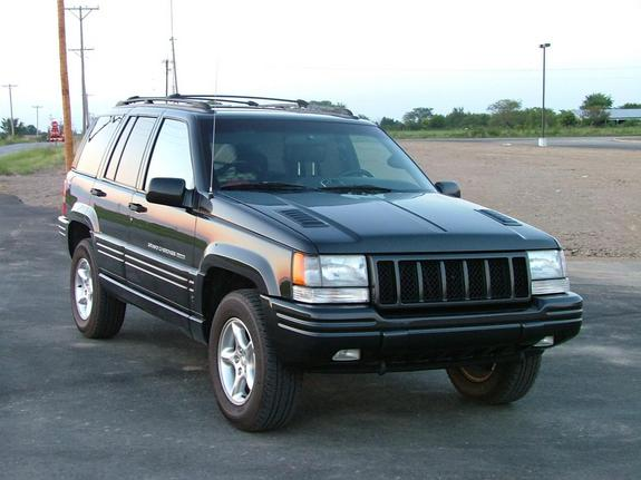 Another blown59 1998 Jeep Grand Cherokee post... - 4404989