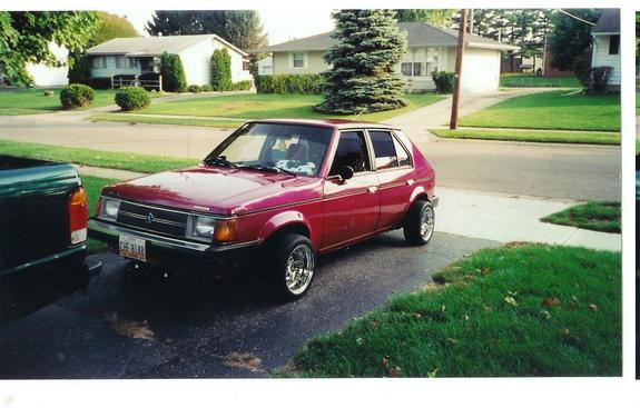 Another punzlincoln 1988 Dodge Omni America post... - 4405346