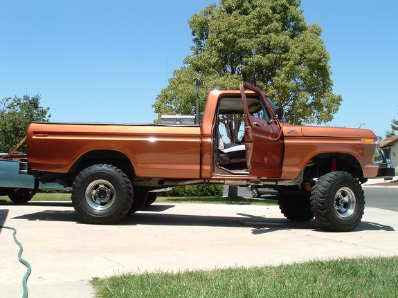 F150 6 Inch Lift >> 1Clean78 1978 Ford F150 Regular Cab Specs, Photos ...