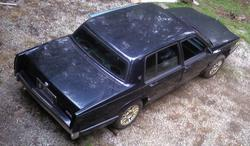 GhostC 1991 Cadillac DeVille