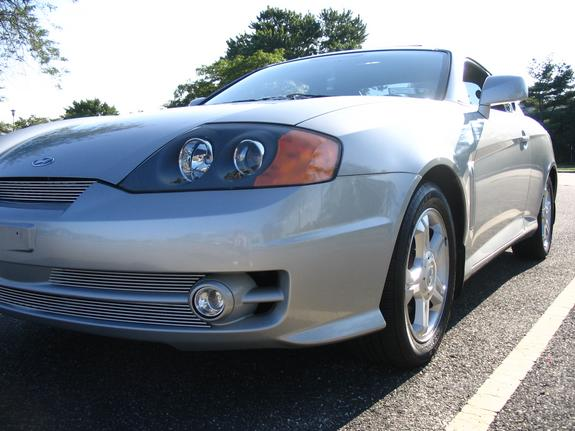 Spanishshark S 2003 Hyundai Tiburon In Wantagh Ny
