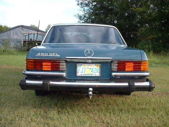 Another 68KLGTO 1978 Mercedes-Benz S-Class post... - 4413841