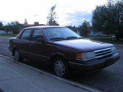 canadiankid002 1988 Ford Tempo