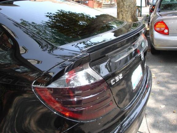 Another advanxp 2003 Mercedes-Benz C-Class post... - 4412427