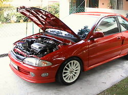 1997 Mitsubishi Mirage LS Coupe 2D Page 10  View all 1997