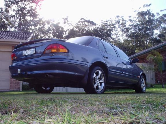Another ontour 1997 Ford Futura post... - 4422311