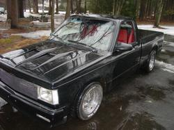 sloth1111s 1982 Chevrolet S10 Regular Cab