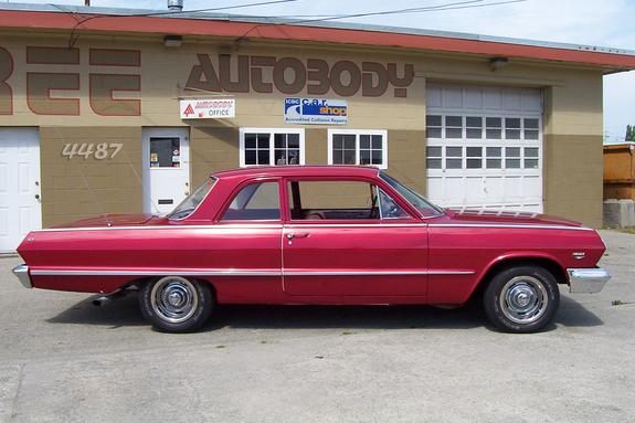 Another 63biscayne 1963 Chevrolet Biscayne post... - 4428922