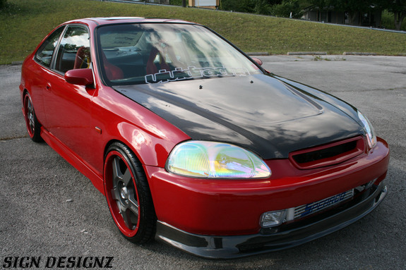 Dropmobcivic S 1997 Honda Civic In Corbin Ky