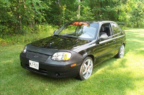 Another Bruny 2004 Hyundai Accent post... - 4430233
