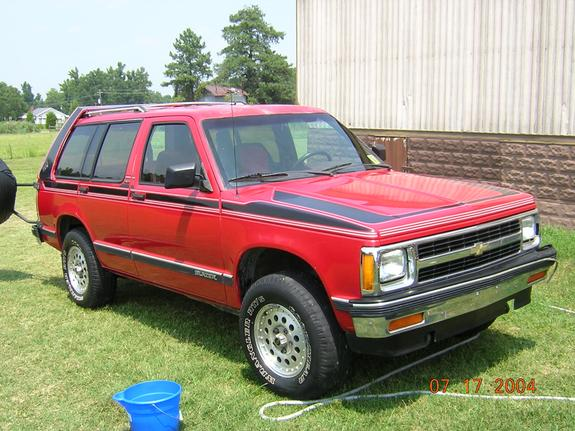 Another hellraisen24 1991 Chevrolet Blazer post... - 4428518
