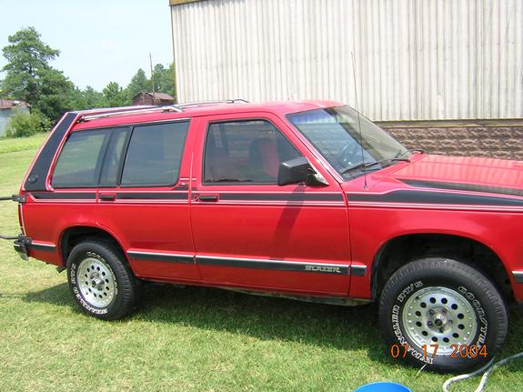 Another hellraisen24 1991 Chevrolet Blazer post... - 4428519
