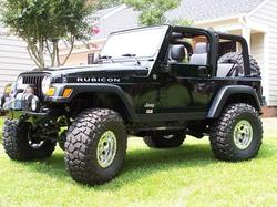 Blk04Rubicons 2005 Jeep TJ