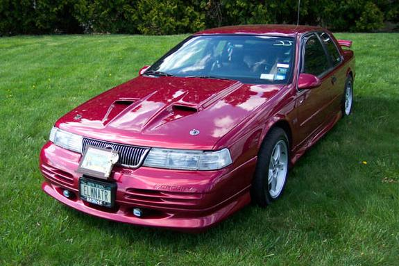 Another TCCoSNY 1988 Mercury Cougar post... - 4433005