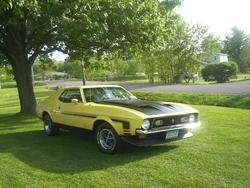LinkzGT 1971 Ford Mustang