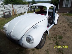 Z24meandu 1971 Volkswagen Super Beetle