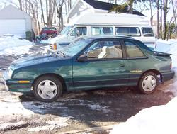snooks 1993 Plymouth Duster
