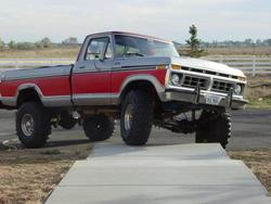 skybob7 1977 Ford F150 Regular Cab