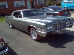 Another chedda4 1969 Cadillac DeVille post... - 4446661