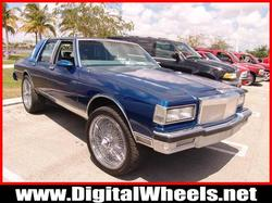 bjenkins36502 1985 Lincoln Town Car