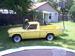 thebassist 1978 Chevrolet LUV Pick-Up