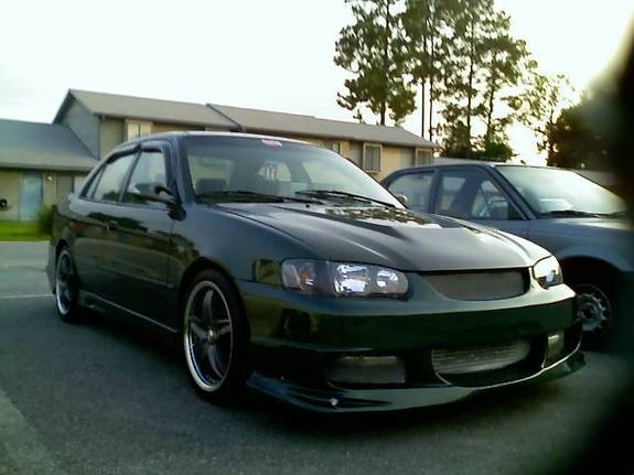 Another magnem44 2001 Toyota Corolla post... - 4450546