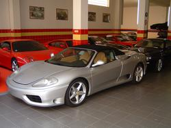 carreviewss 2003 Ferrari 360 Modena