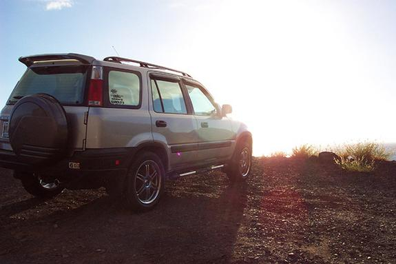 Good Please Feel Free To Take A Look At My 2000 Honda CR V
